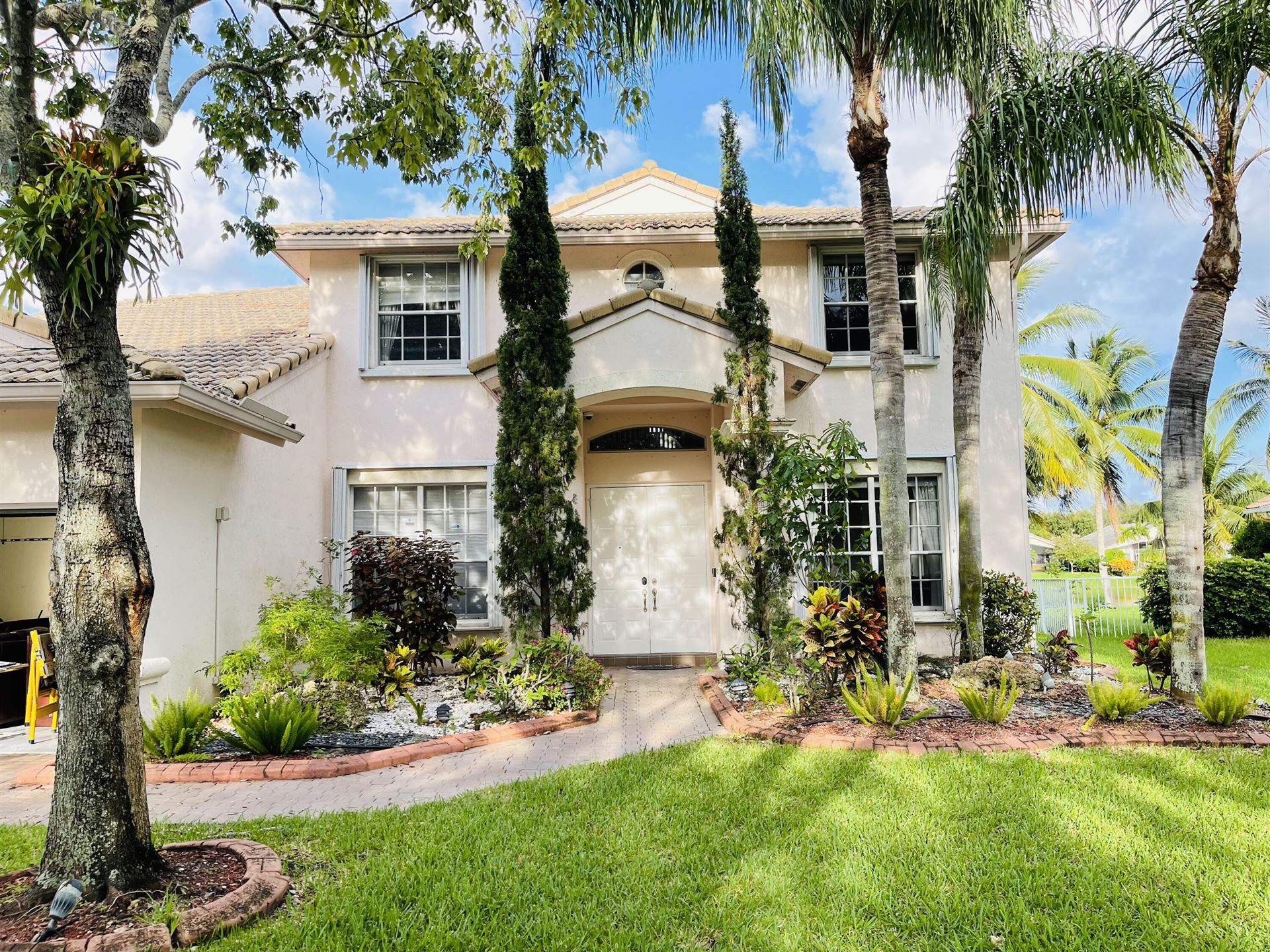 5041 NW 57th Terrace, Coral Springs, FL 33067 - #: RX-10739446