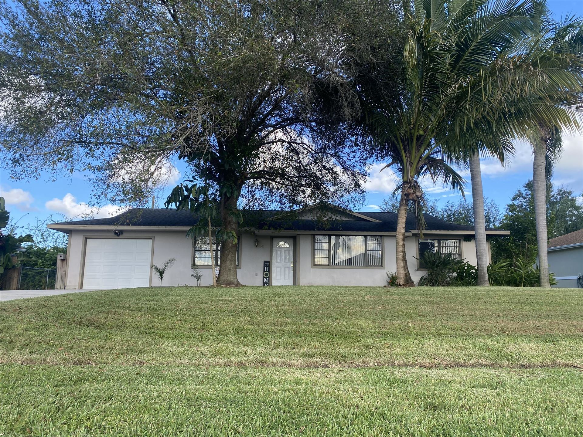 1641 SW Buffum Lane, Port Saint Lucie, FL 34984 - MLS#: RX-10752446