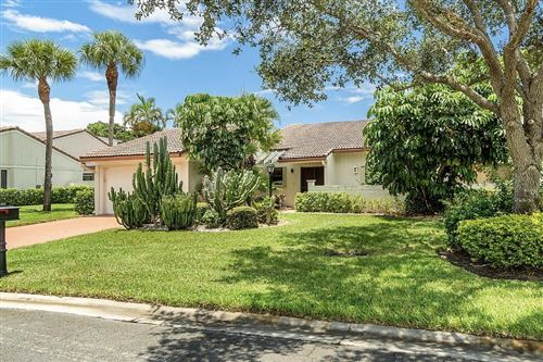Photo of 35 Glens Drive W, Boynton Beach, FL 33436 (MLS # RX-10638447)