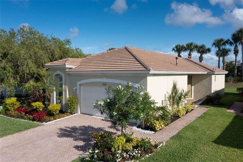 Photo of 868 SW Rocky Bayou Terrace, Port Saint Lucie, FL 34986 (MLS # RX-10716447)