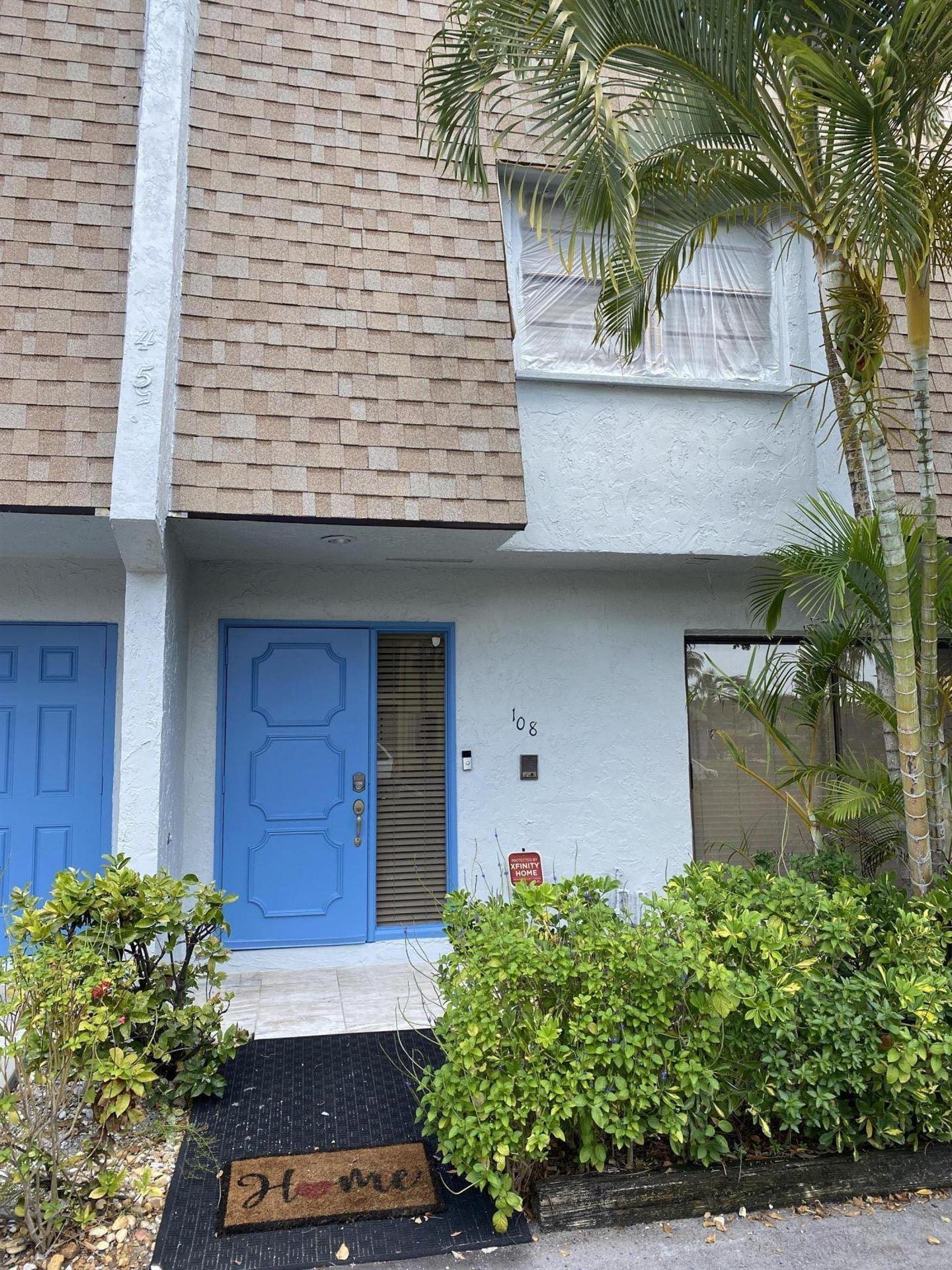 455 Canal Point N #108, Delray Beach, FL 33444 - #: RX-10658447