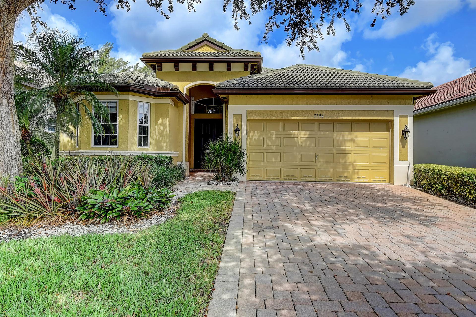 7796 Monarch Court, Delray Beach, FL 33446 - #: RX-10722447