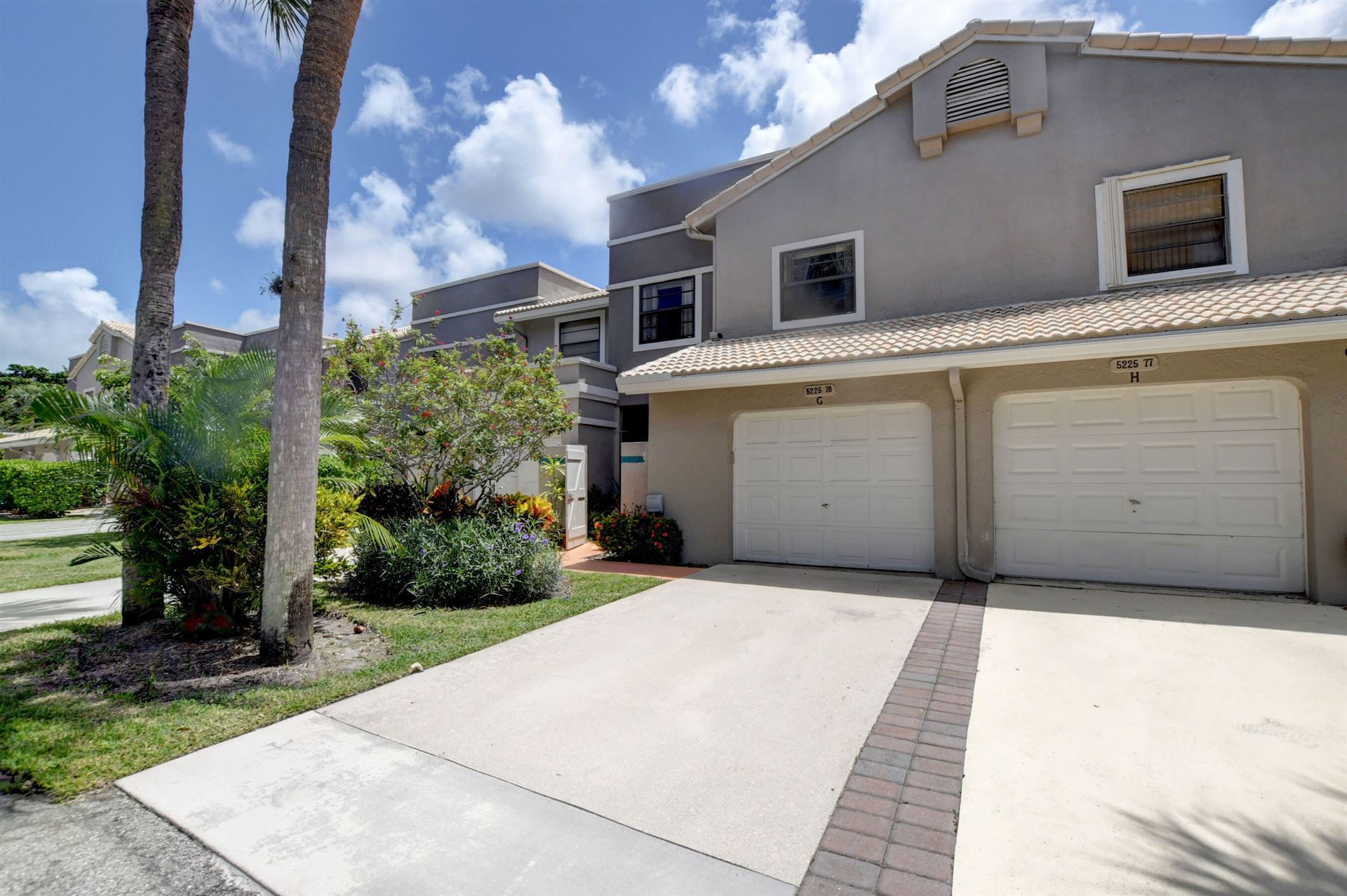 5225 Monterey Circle #G, Delray Beach, FL 33484 - MLS#: RX-10739447