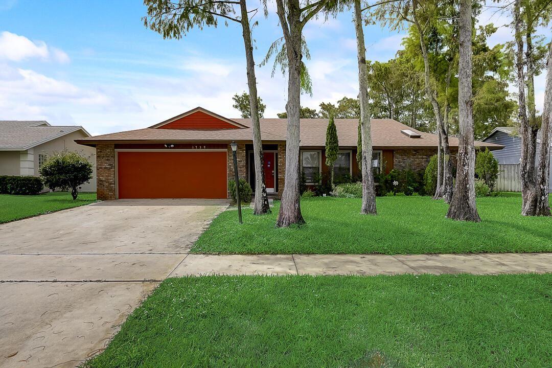 1739 Hollyhock Road, Wellington, FL 33414 - #: RX-10752447