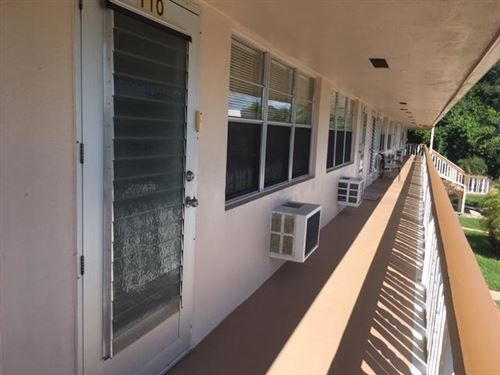Photo of 110 Hastings G, West Palm Beach, FL 33417 (MLS # RX-10748448)