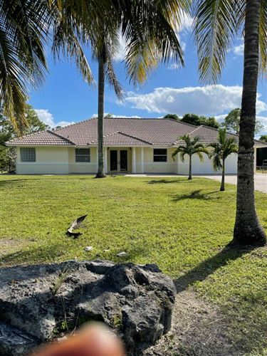 Photo of 17436 82nd Road N, The Acreage, FL 33470 (MLS # RX-10753448)
