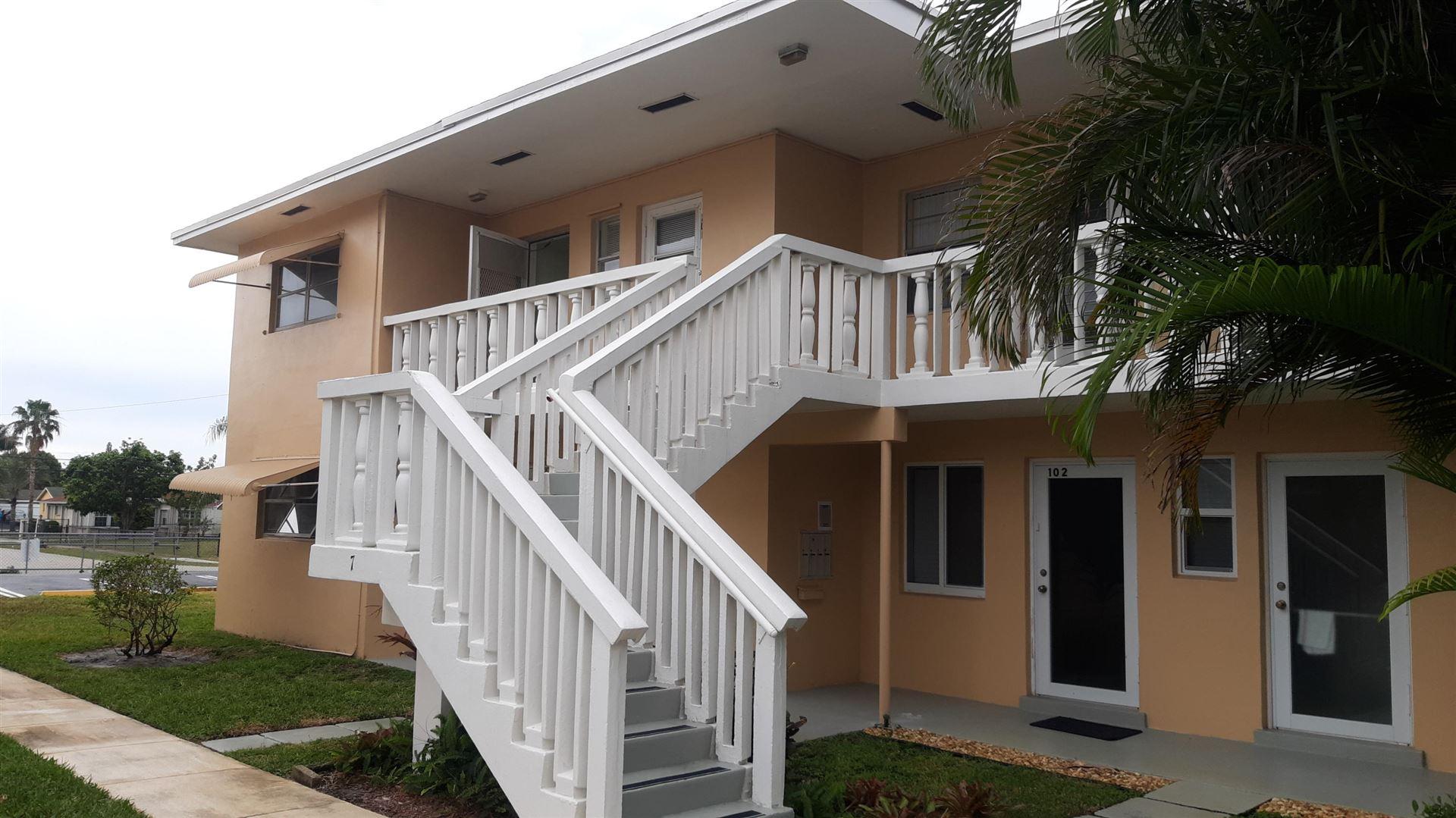 2111 NE 1st Court #7-201, Boynton Beach, FL 33435 - MLS#: RX-10685448