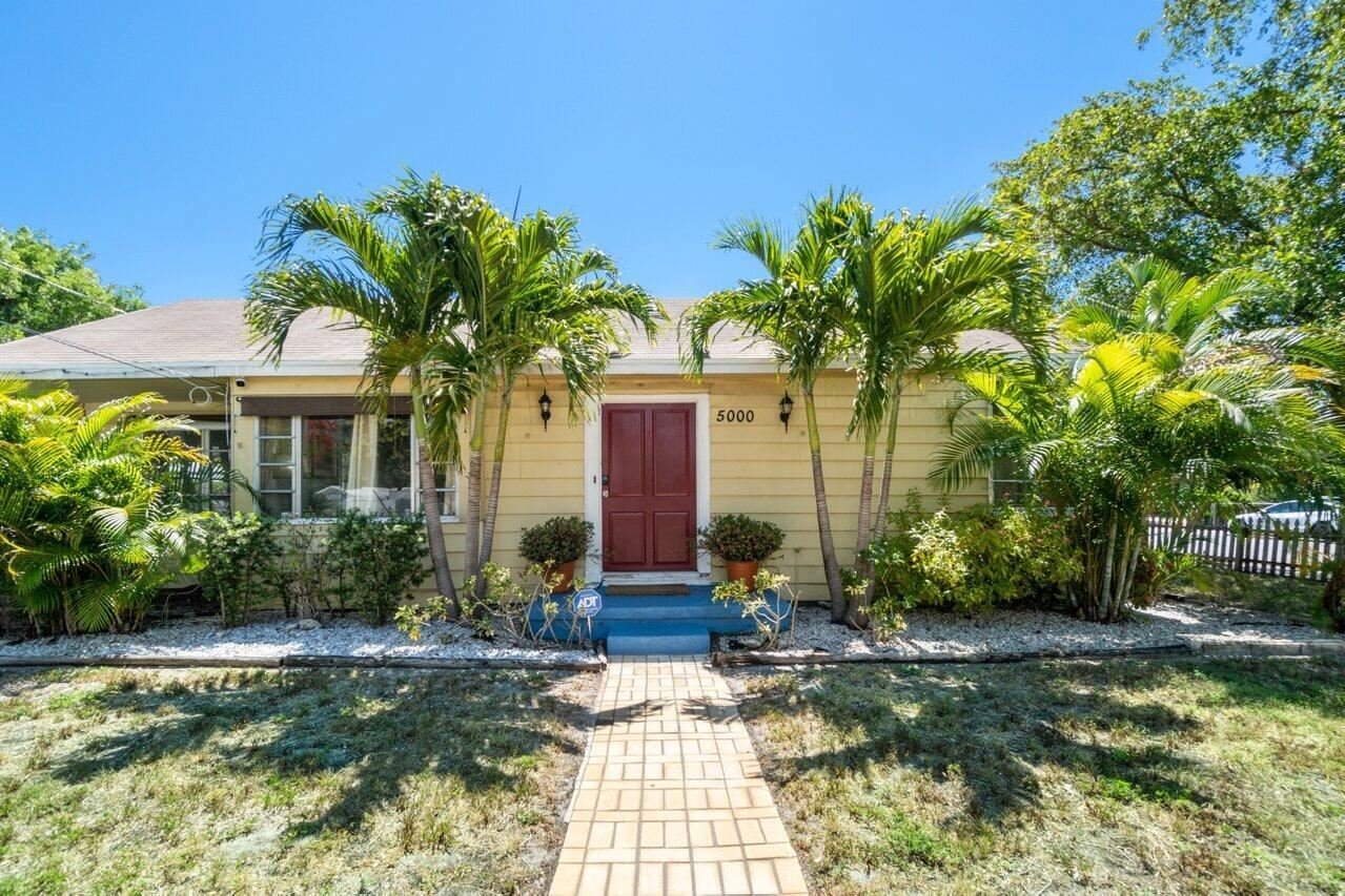 5000 Spruce Avenue, West Palm Beach, FL 33407 - MLS#: RX-10721448