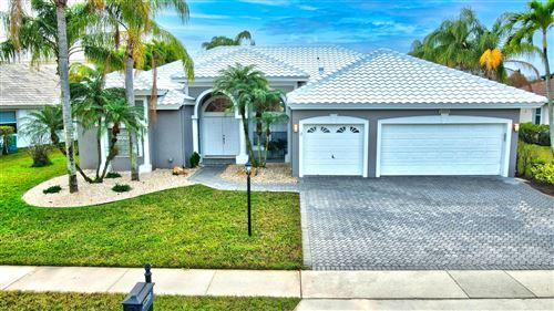 Photo of 12205 Rockledge Circle, Boca Raton, FL 33428 (MLS # RX-10693449)