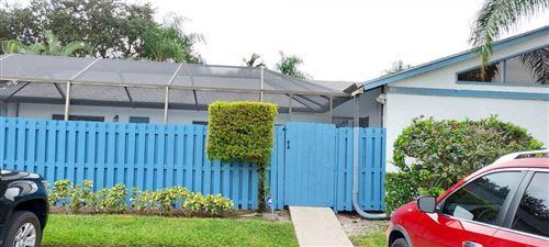 Photo of 701 Timberlane Circle, Greenacres, FL 33463 (MLS # RX-10754449)