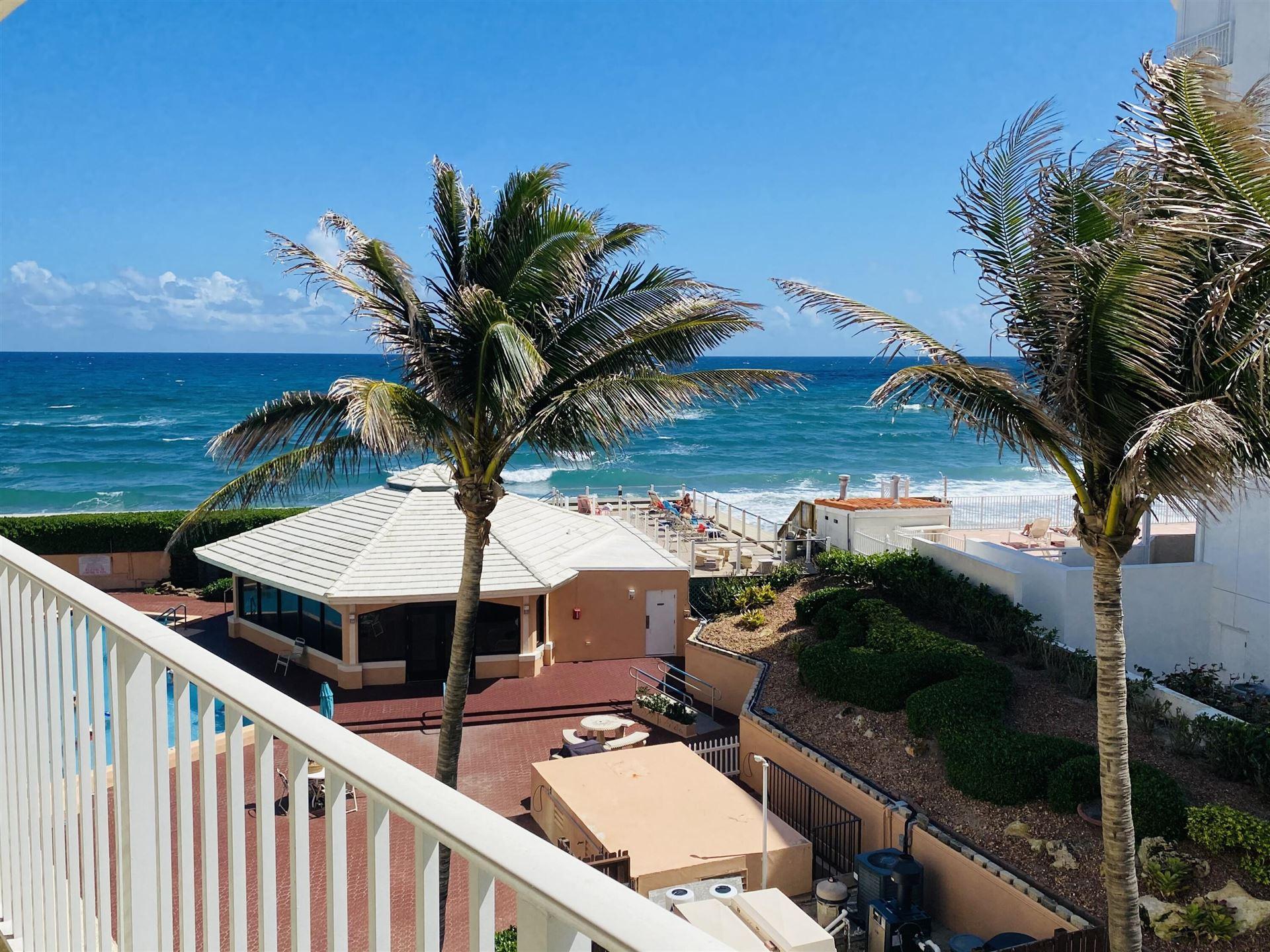 3590 S Ocean Boulevard #407, South Palm Beach, FL 33480 - #: RX-10688449