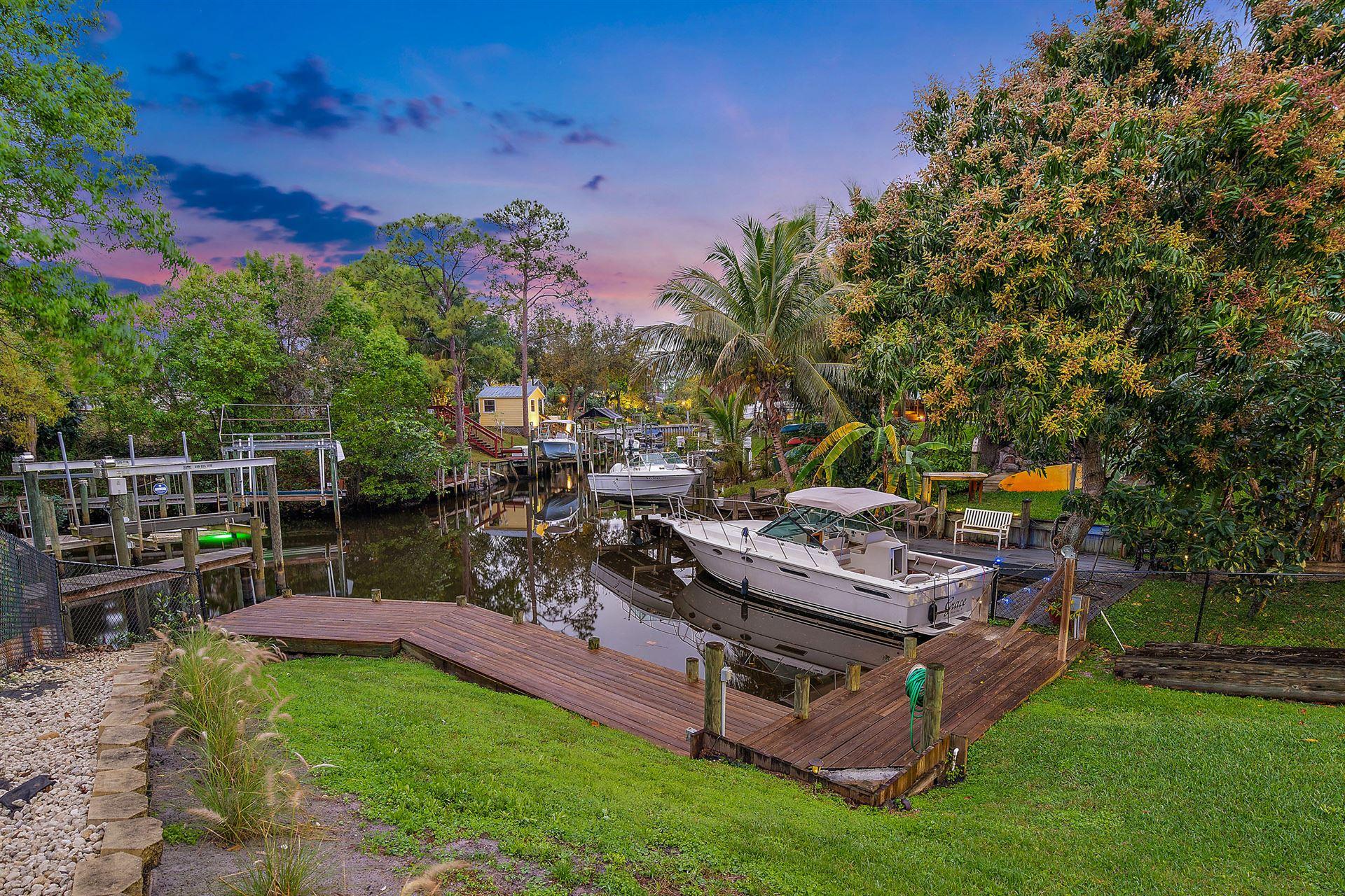 1430 SW Covered Bridge Drive, Palm City, FL 34990 - #: RX-10692449