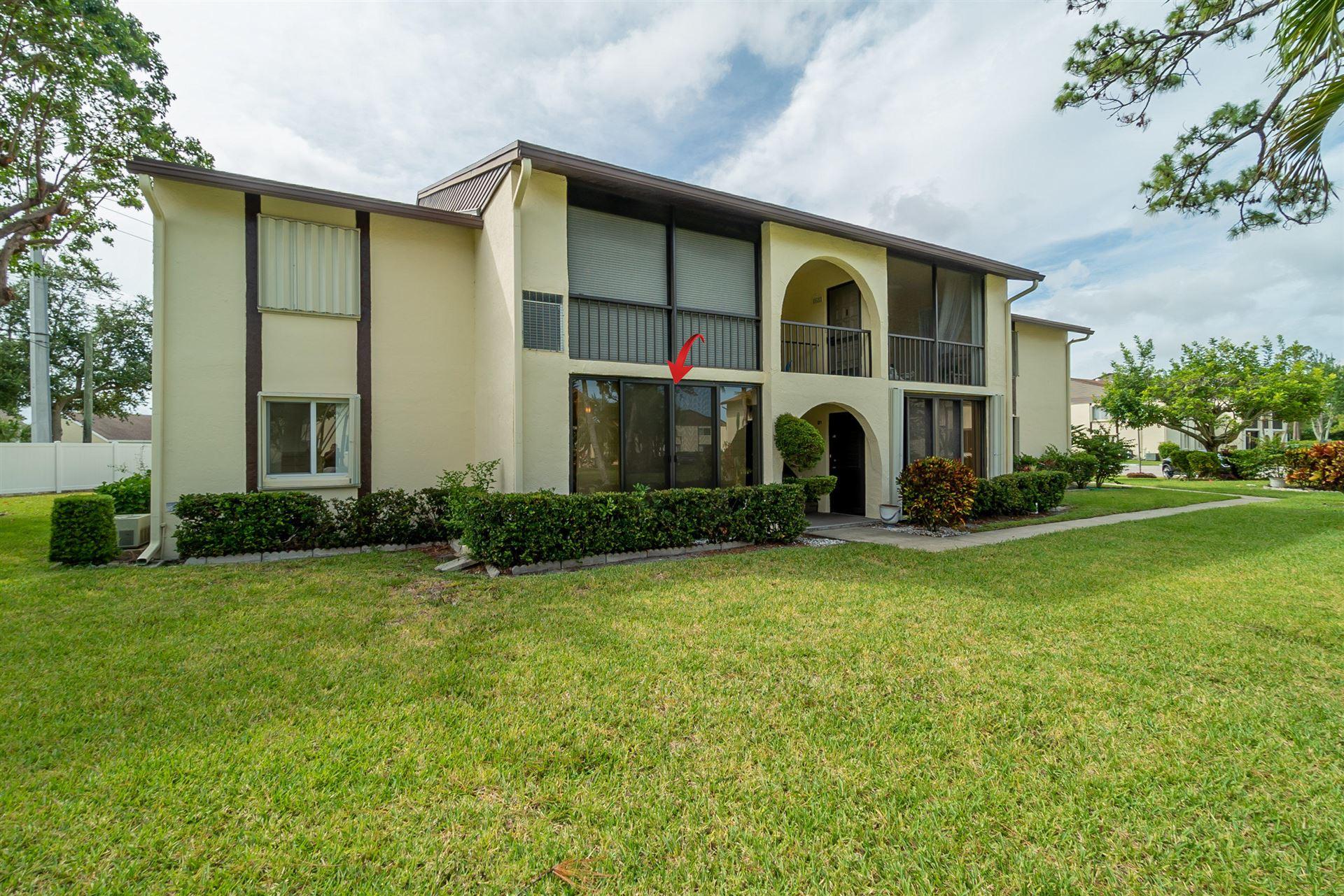 5990 Pine Cone Court #C-1, Greenacres, FL 33463 - MLS#: RX-10722449