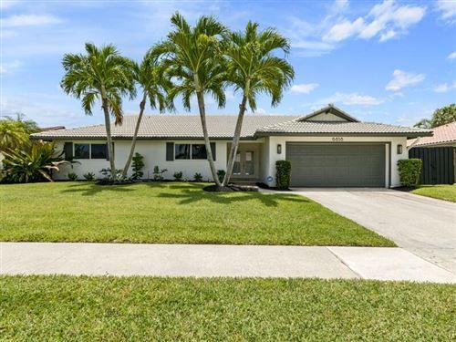 Photo of 6858 Calle Del Paz N, Boca Raton, FL 33433 (MLS # RX-10740450)