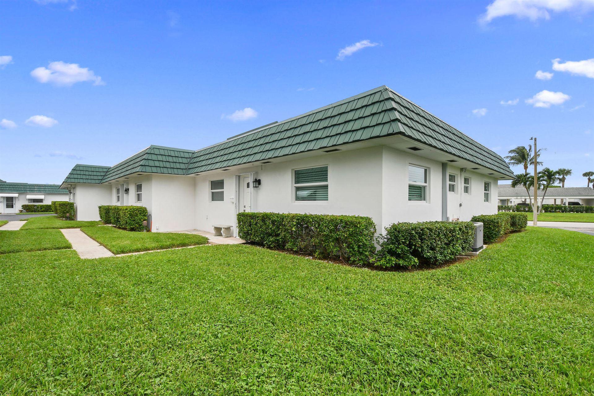 3200 Meridian Way S #1, Palm Beach Gardens, FL 33410 - #: RX-10662450