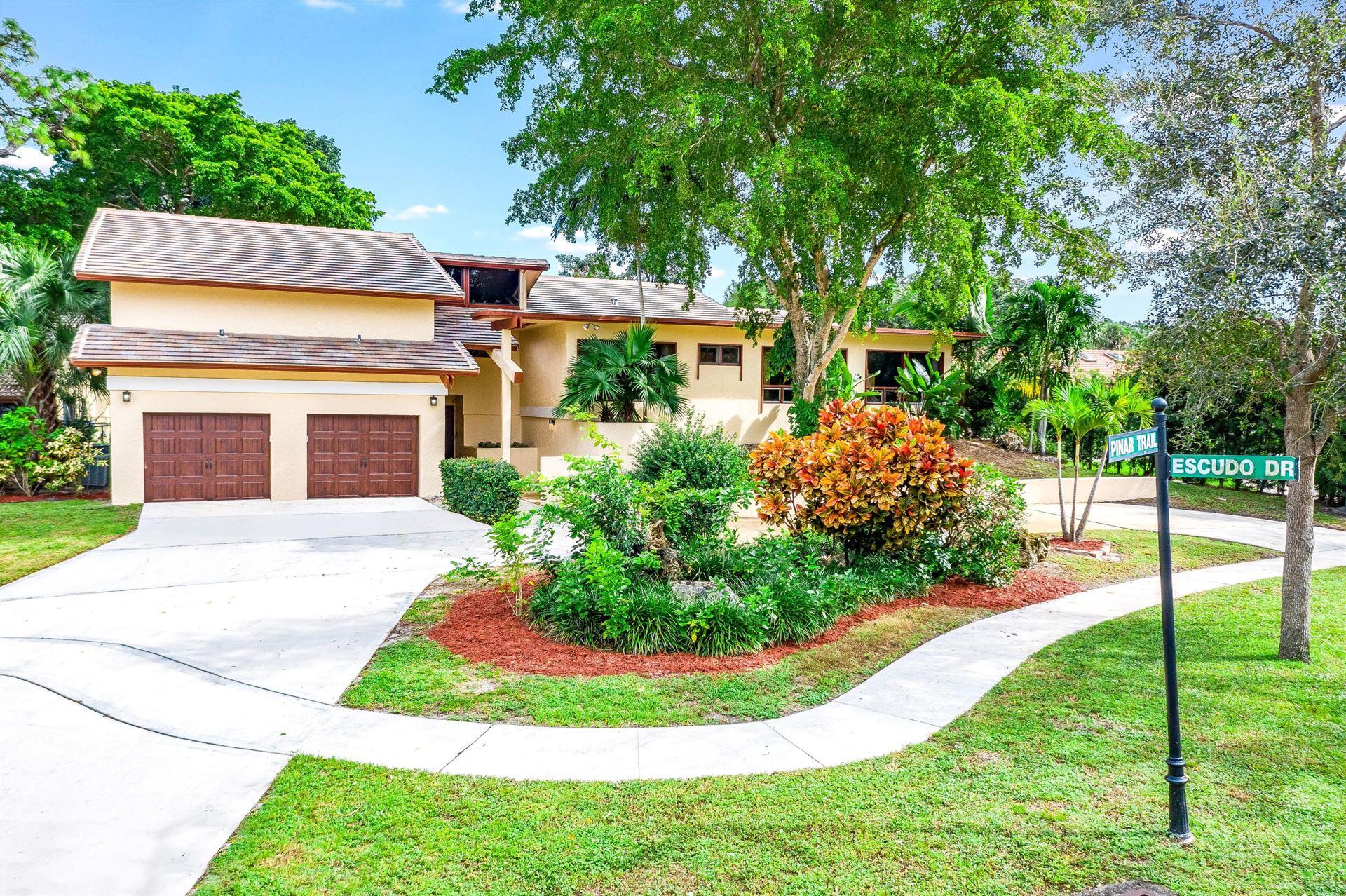 20912 Pinar Trail, Boca Raton, FL 33433 - #: RX-10671450