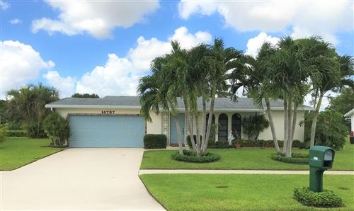 Photo of 14737 Sunny Waters Lane, Delray Beach, FL 33484 (MLS # RX-10603451)