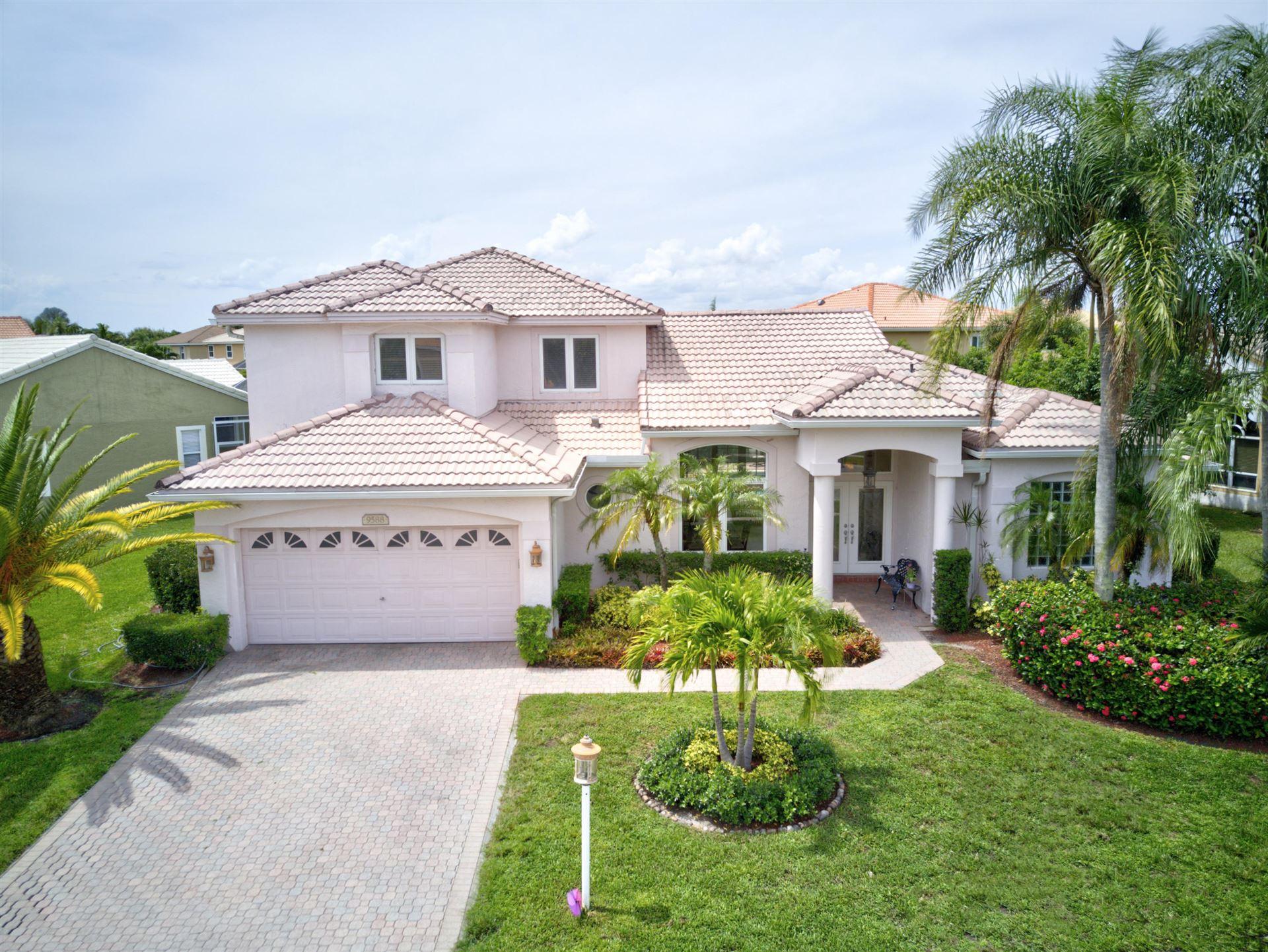 9588 Lake Serena Drive, Boca Raton, FL 33496 - #: RX-10627451