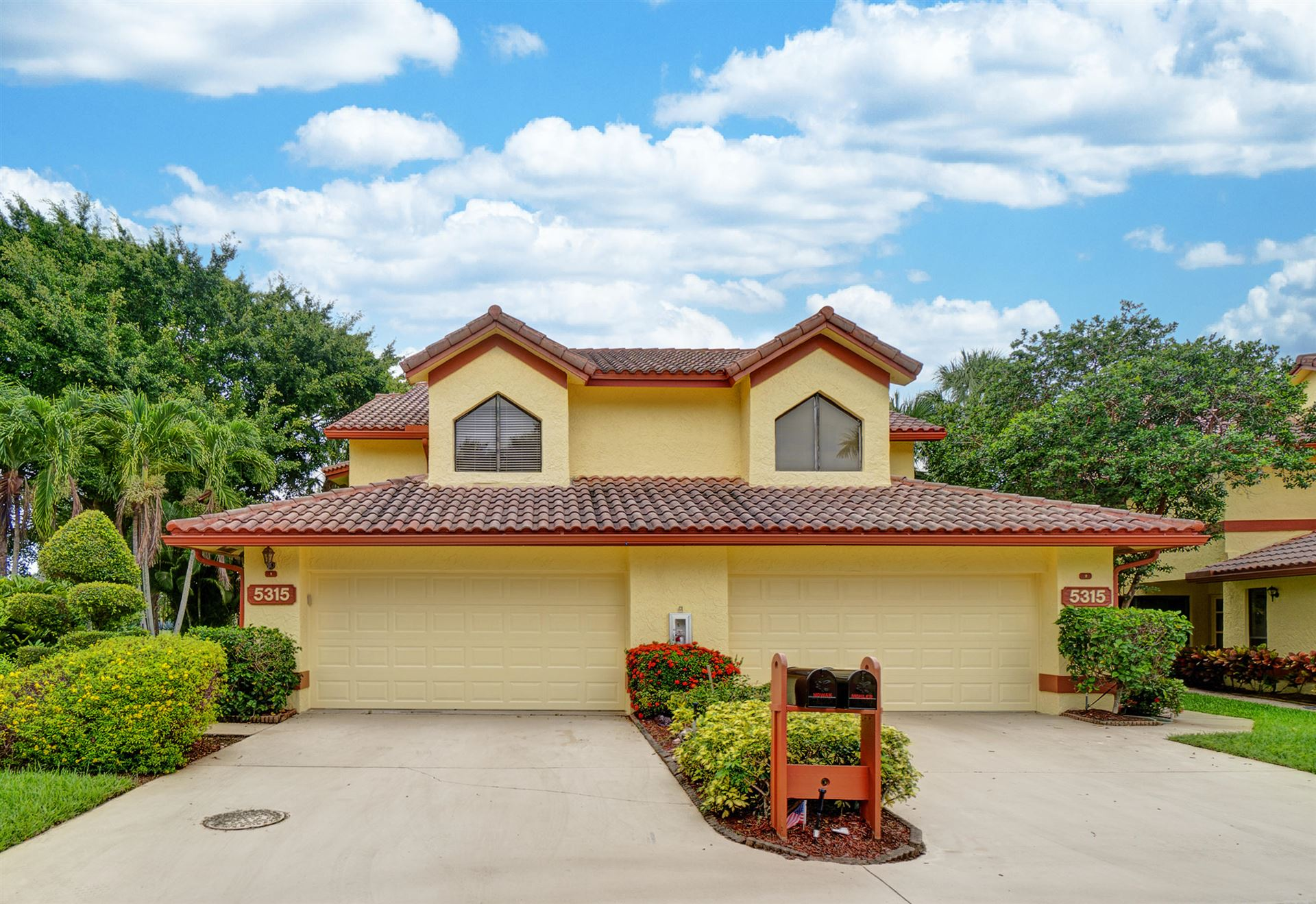 5315 10th Fairway Drive #1, Delray Beach, FL 33484 - #: RX-10629451