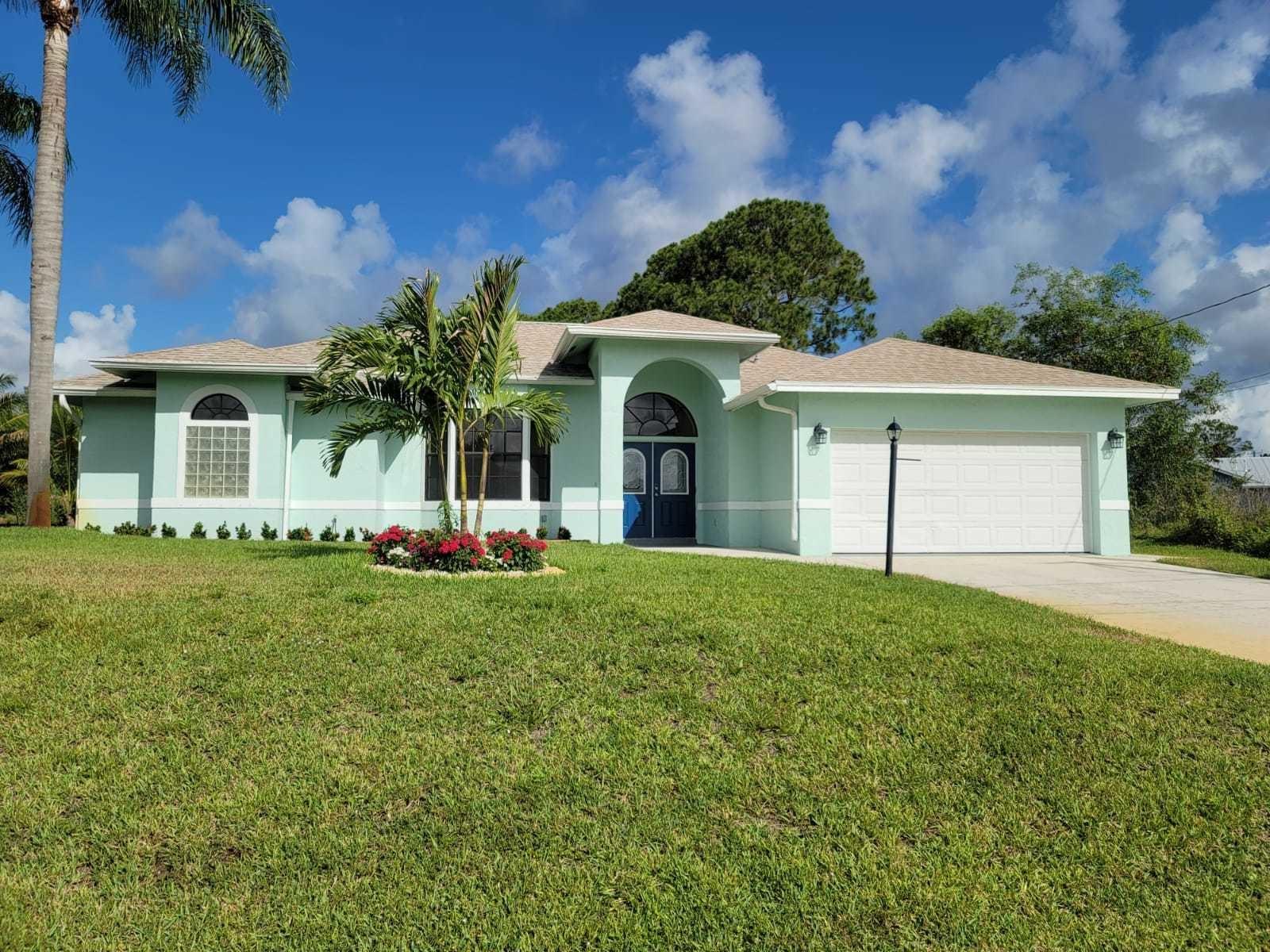 195 SW Gettysburg Drive, Port Saint Lucie, FL 34953 - #: RX-10729451