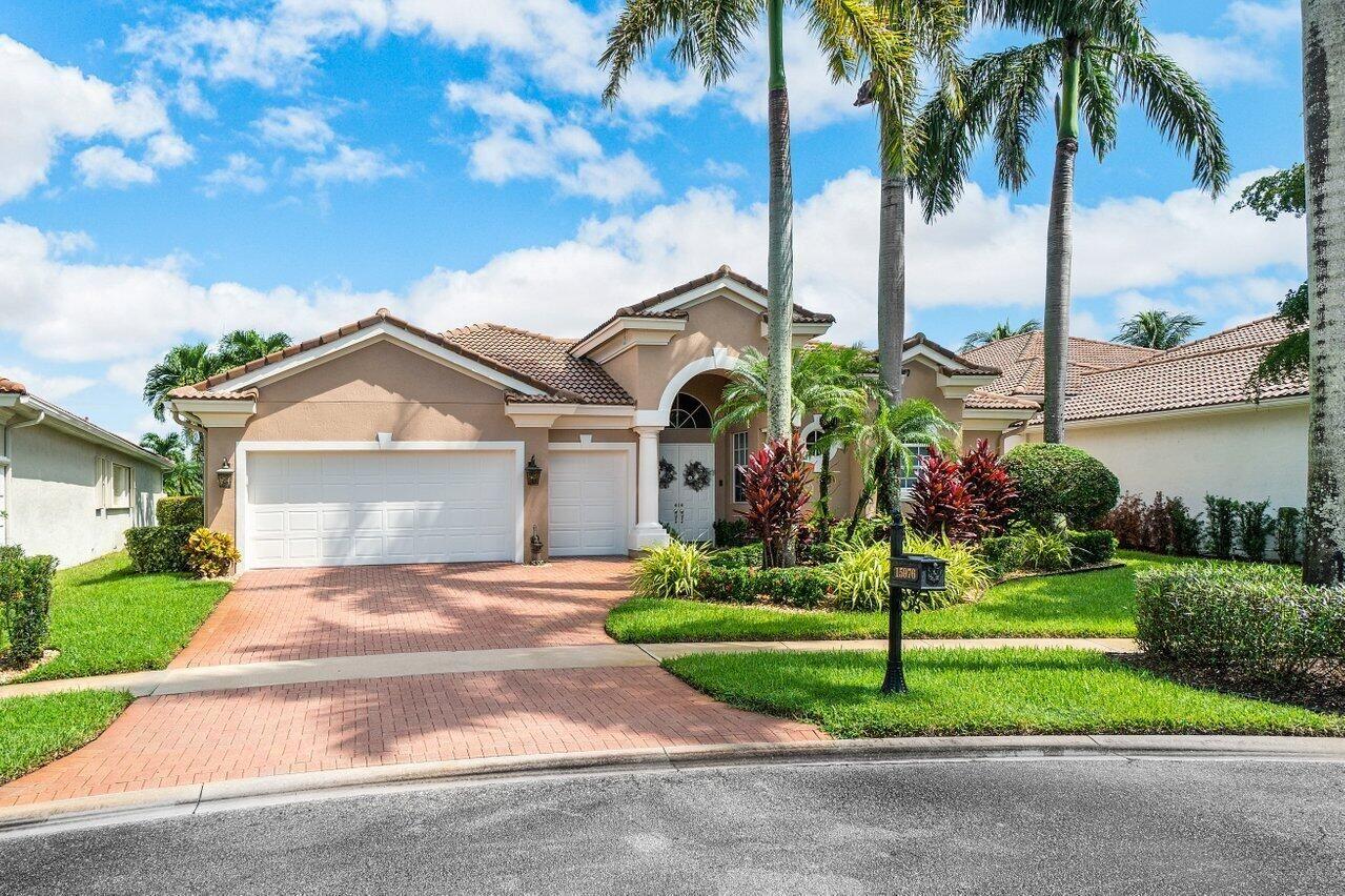 15976 Brier Creek Drive, Delray Beach, FL 33446 - MLS#: RX-10748451