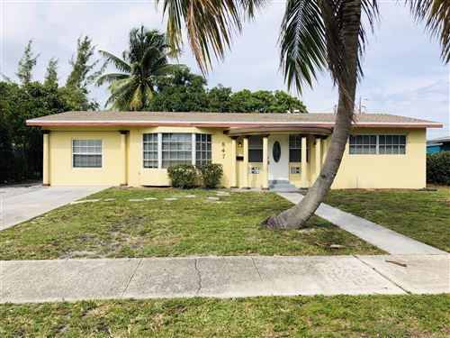 Photo of Listing MLS rx in 847 Evergreen Drive Lake Park FL 33403