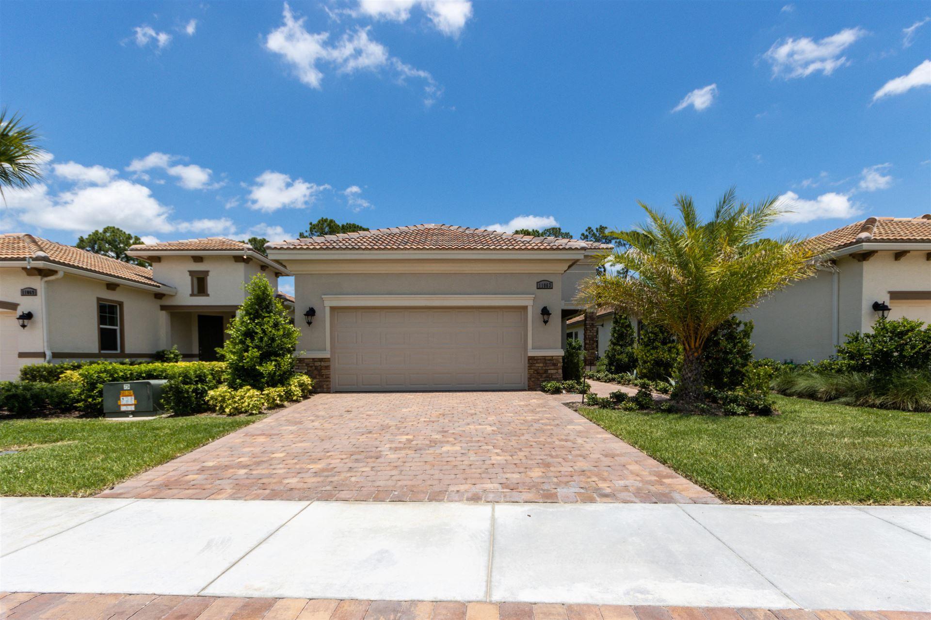 11063 SW Visconti Way, Port Saint Lucie, FL 34986 - #: RX-10633452