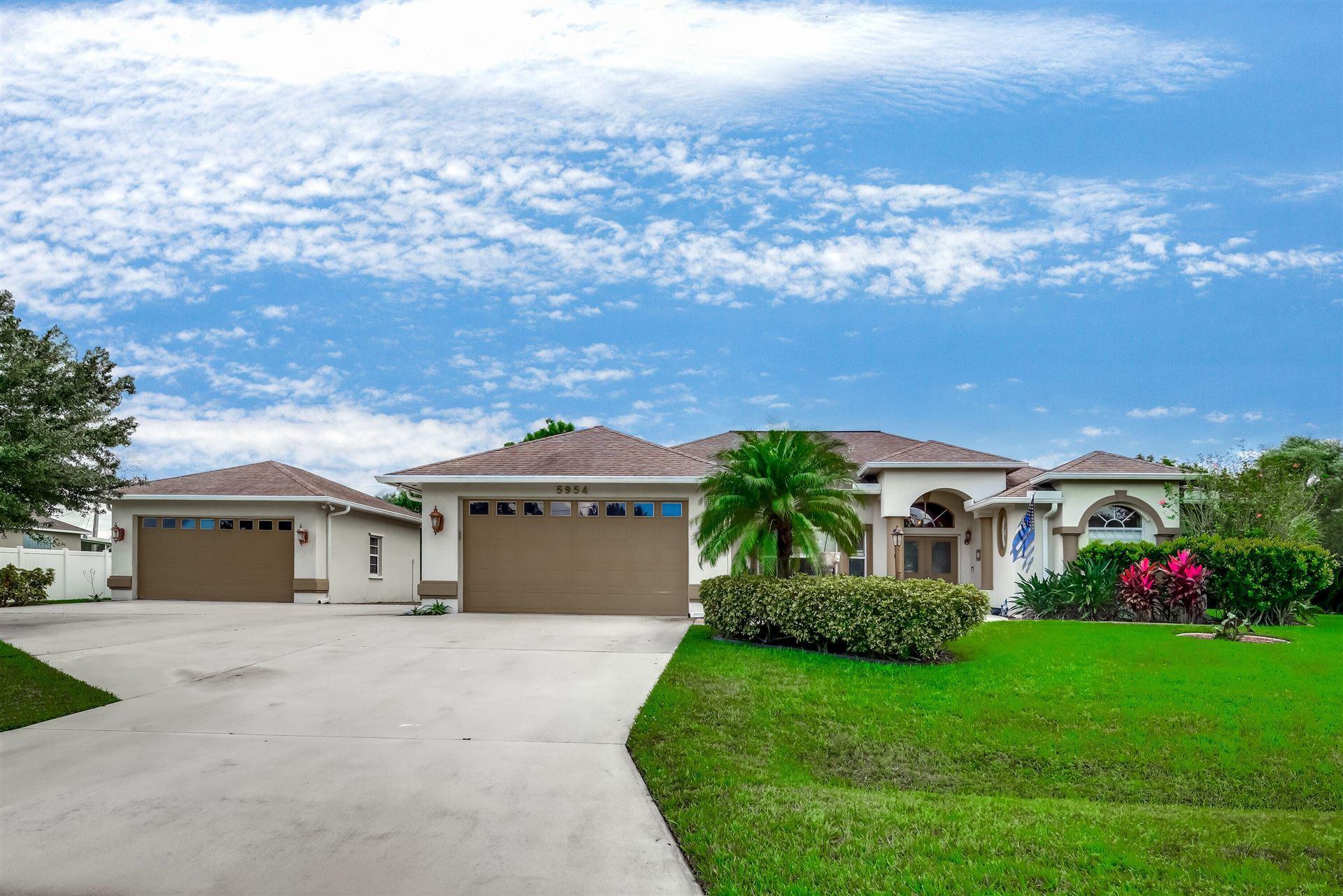 5954 NW Brenda Circle, Port Saint Lucie, FL 34986 - #: RX-10674452