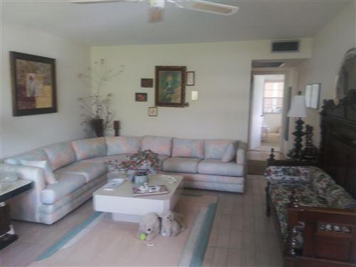 Photo of 406 Fanshaw J #4060, Boca Raton, FL 33434 (MLS # RX-10632453)
