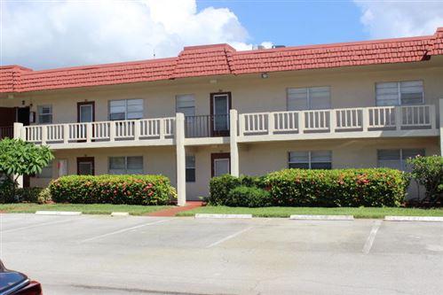 Photo of 2 Abbey Lane #106, Delray Beach, FL 33446 (MLS # RX-10638453)