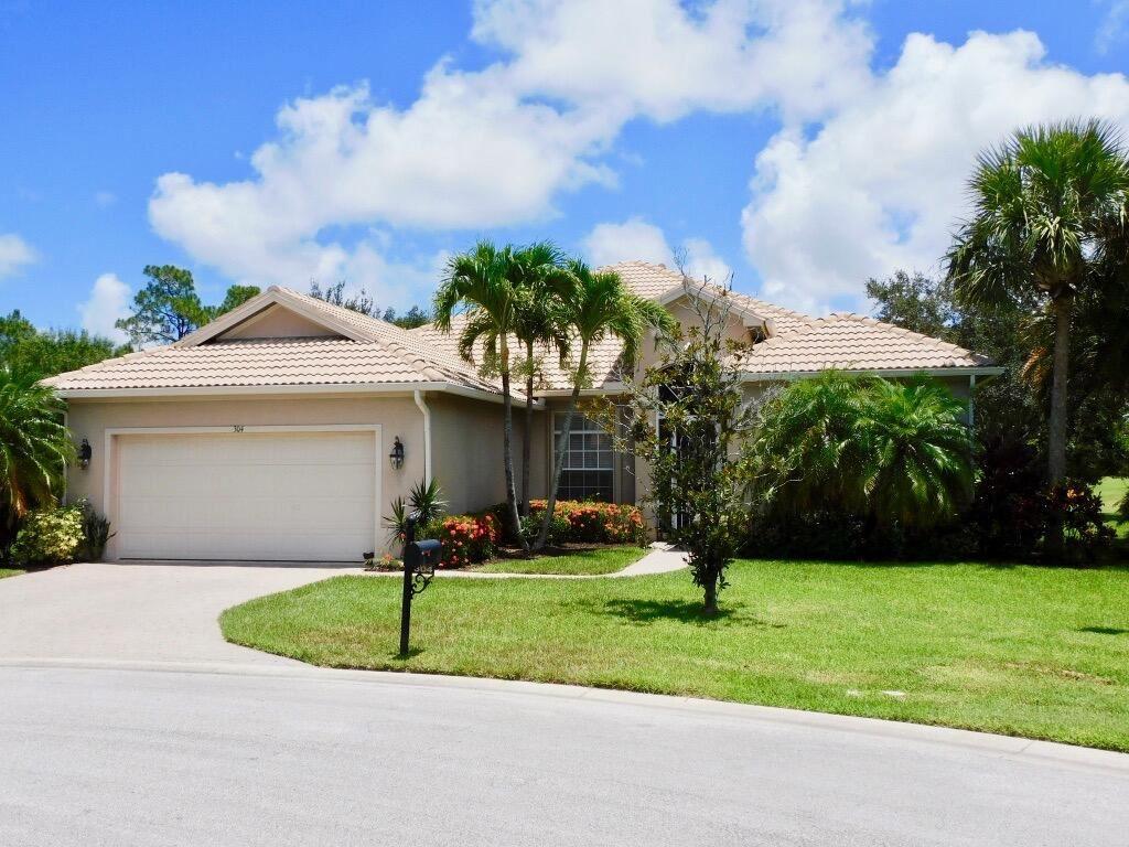 304 NW Cheshire Lane, Port Saint Lucie, FL 34983 - MLS#: RX-10733453