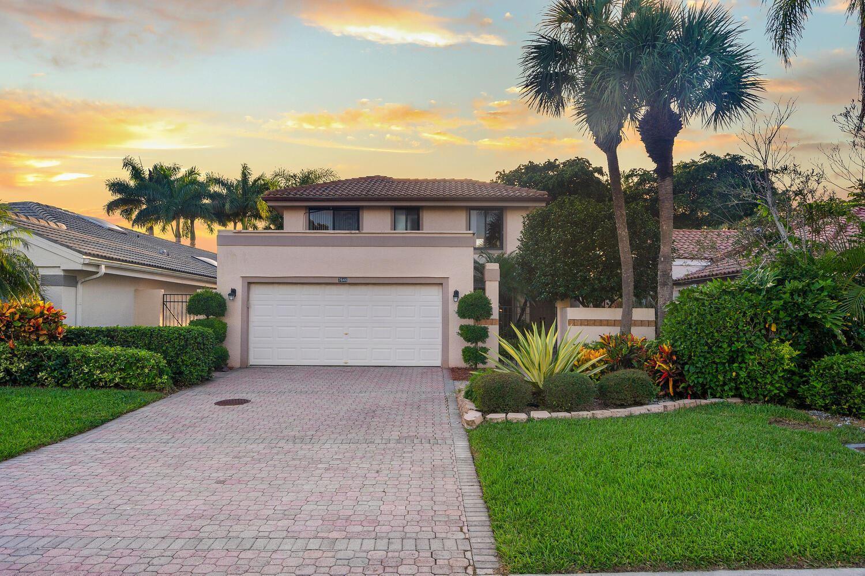 Photo of 7646 Glendevon Lane, Delray Beach, FL 33446 (MLS # RX-10752453)