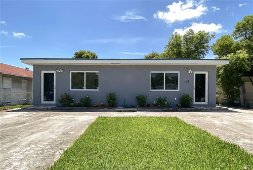 Photo of 108 NW 28th Terrace, Fort Lauderdale, FL 33311 (MLS # RX-10633454)