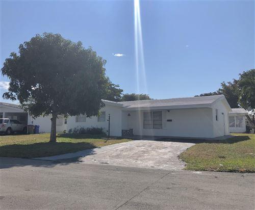 Photo of 150 NW 42nd Court #14, Deerfield Beach, FL 33064 (MLS # RX-10665454)