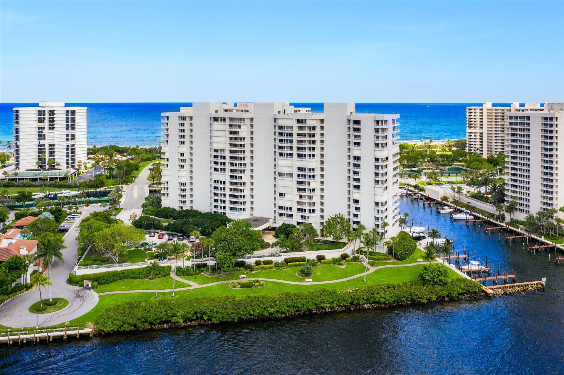 4201 N Ocean Boulevard #1601, Boca Raton, FL 33431 - #: RX-10625454