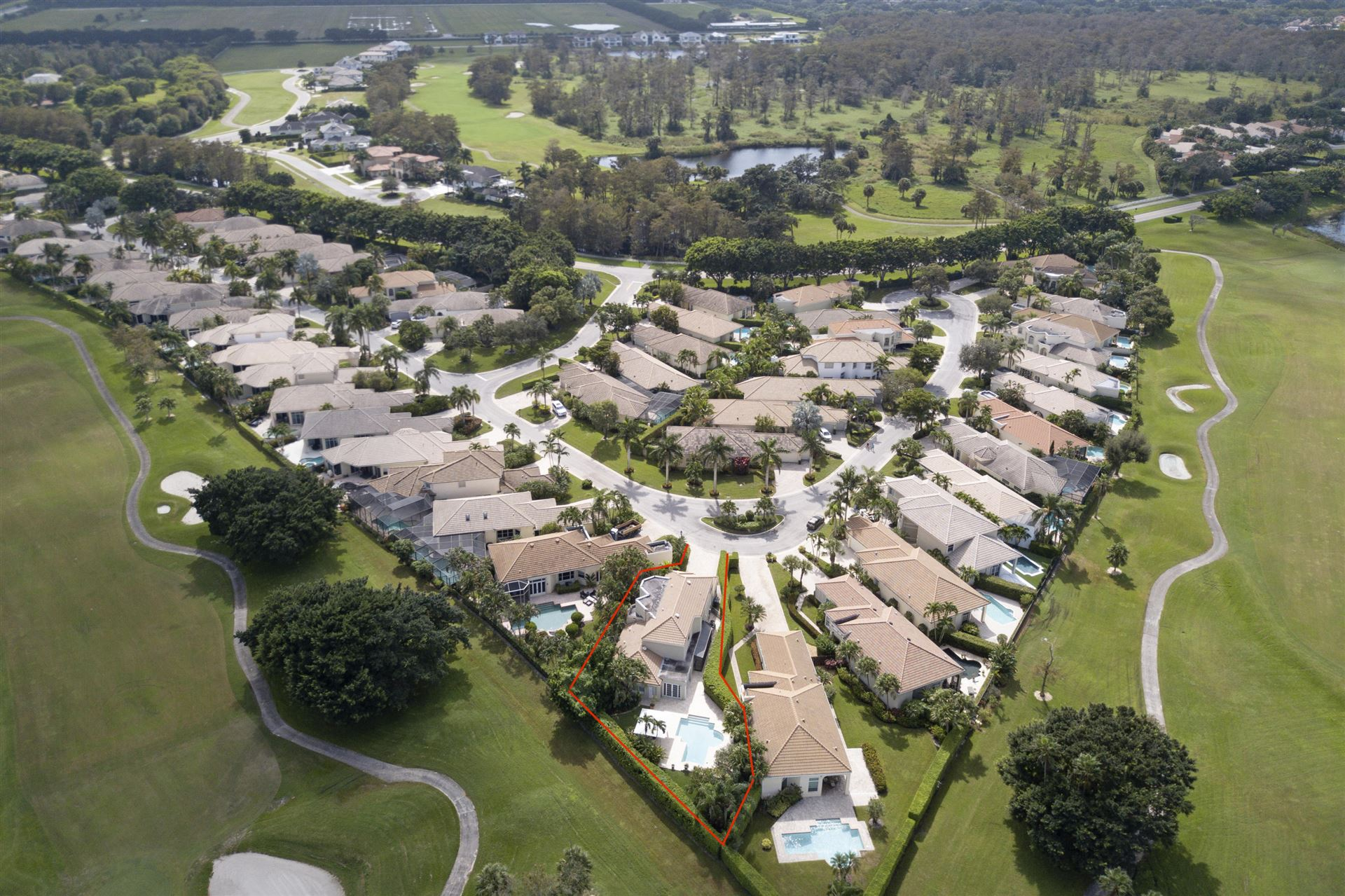 2490 Players Court, Wellington, FL 33414 - #: RX-10669454