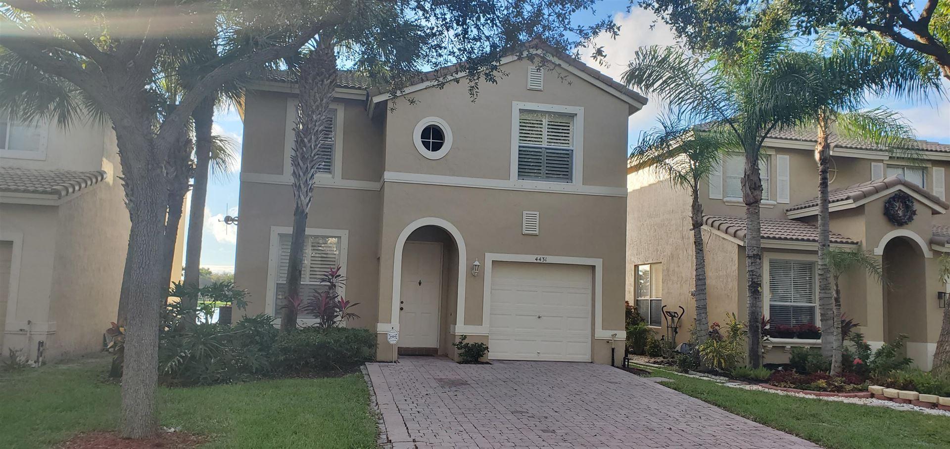 4431 Lake Lucerne Circle, West Palm Beach, FL 33409 - #: RX-10683454