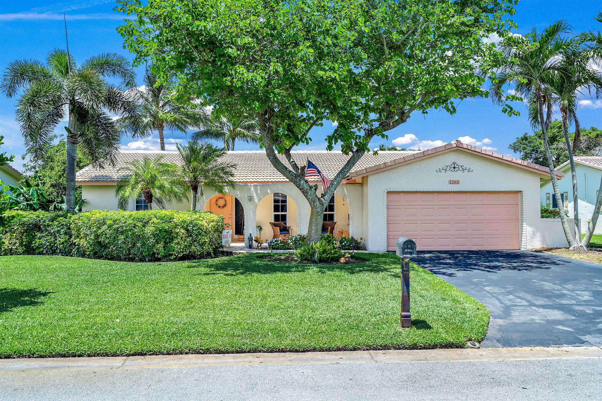 1262 NW 84th Drive, Coral Springs, FL 33071 - #: RX-10721454