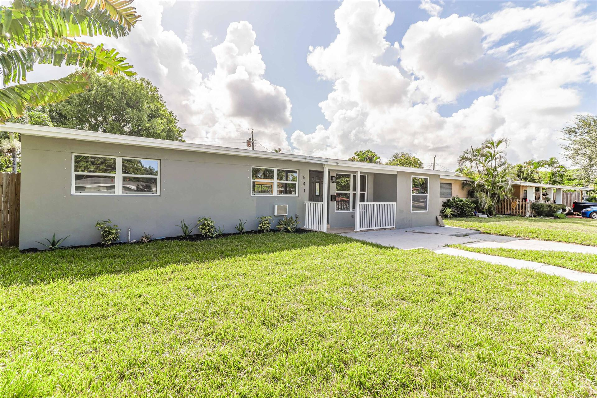 Photo of 541 SW 22nd Terrace, Fort Lauderdale, FL 33312 (MLS # RX-10731454)