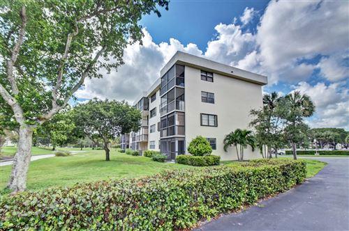 Photo of 2440 Deer Creek Country Club Boulevard #308-C, Deerfield Beach, FL 33442 (MLS # RX-10663455)