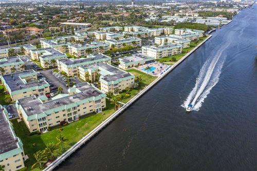 Photo of 5 Colonial Club Drive #300, Boynton Beach, FL 33435 (MLS # RX-10695455)