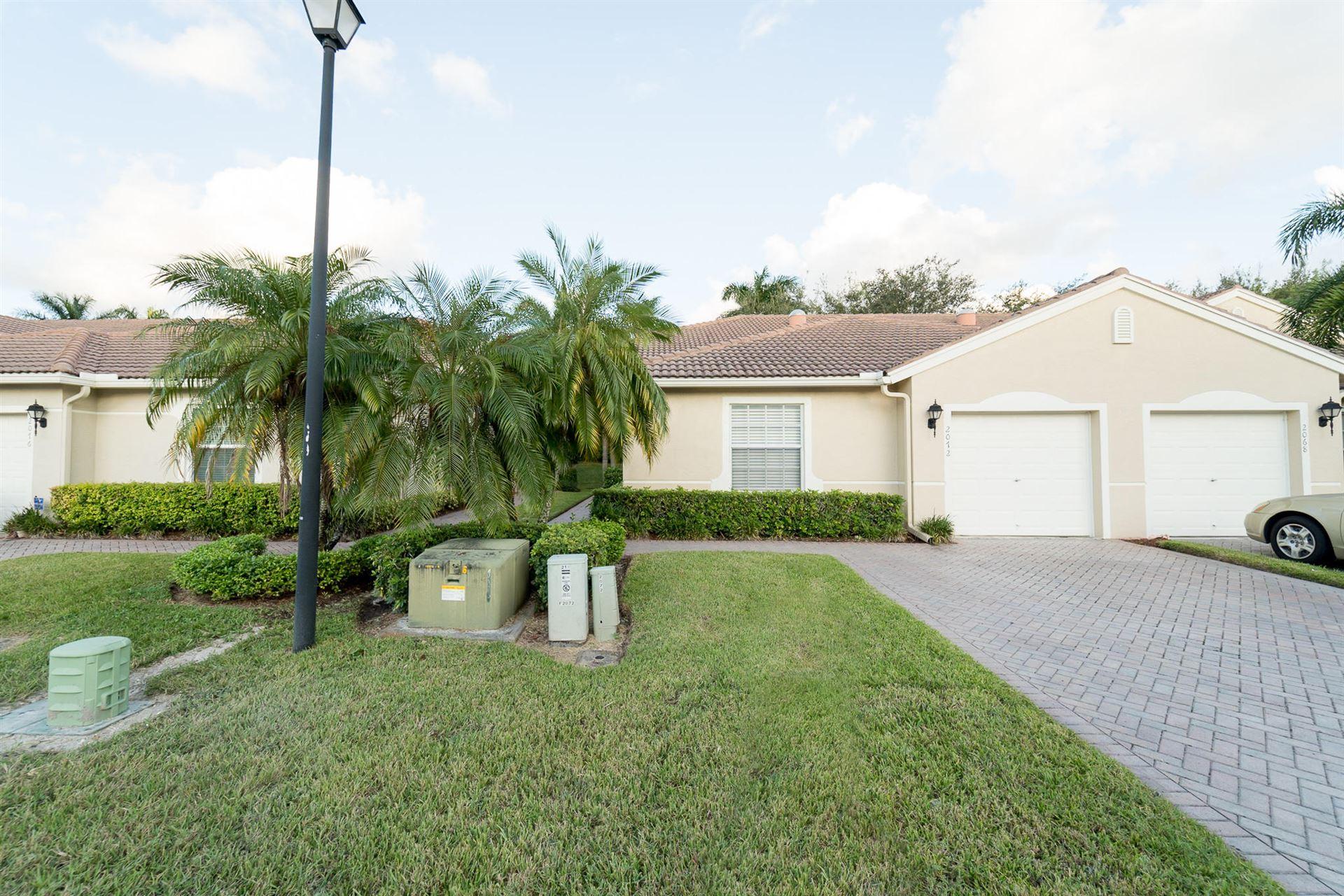 2072 Misty Shores Way, West Palm Beach, FL 33411 - #: RX-10616455