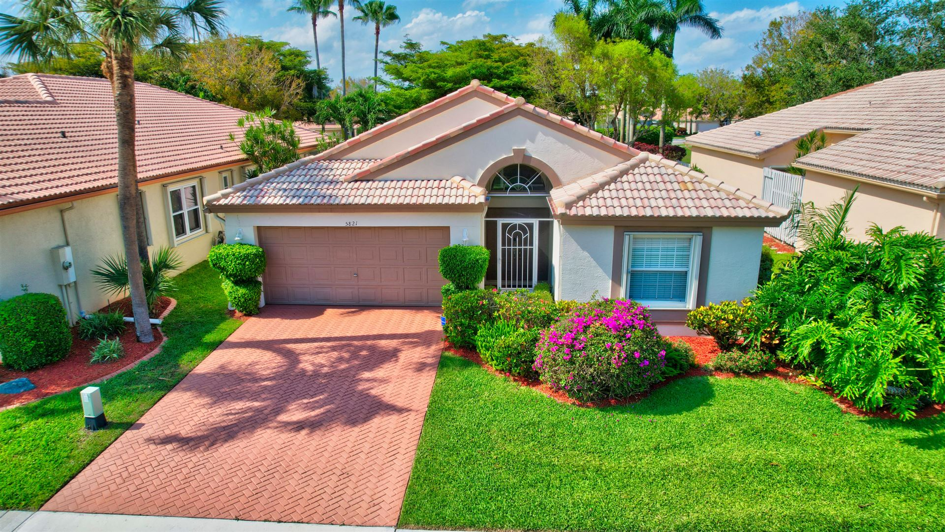 5821 Seashell Terrace, Boynton Beach, FL 33437 - MLS#: RX-10710455