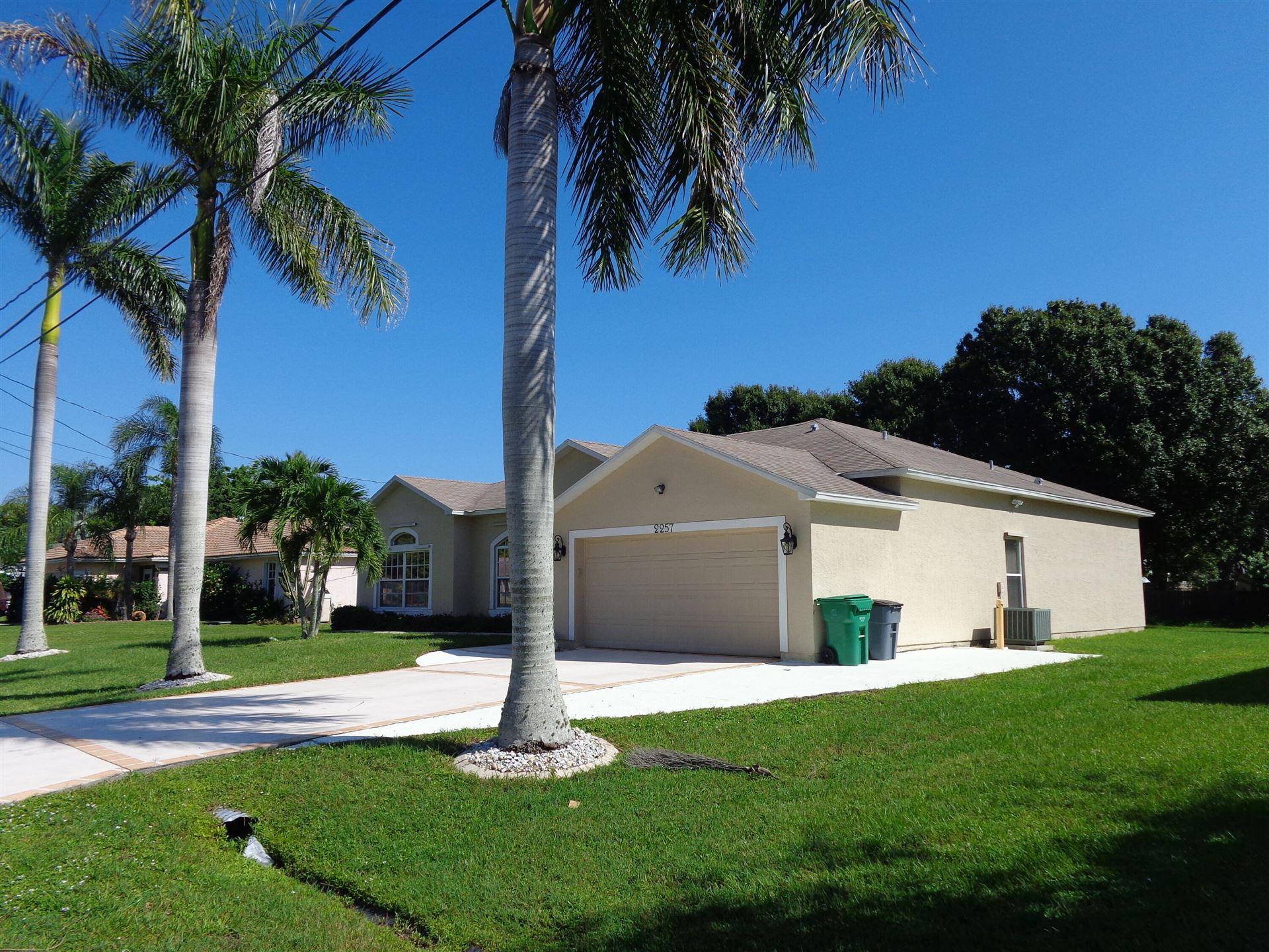 2257 SE Baron Street, Port Saint Lucie, FL 34952 - MLS#: RX-10751455