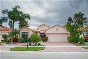 Photo of 9765 Mantova Drive, Lake Worth, FL 33467 (MLS # RX-10501456)