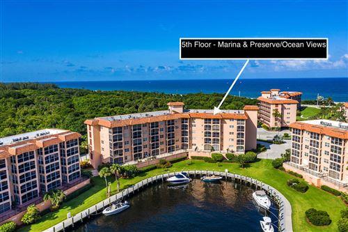 Photo of 2871 N Ocean Boulevard #F535, Boca Raton, FL 33431 (MLS # RX-10643456)