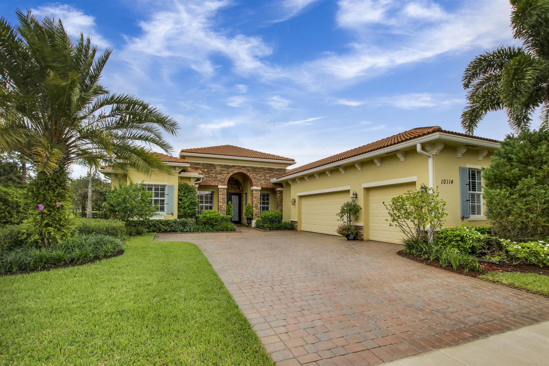 10114 SW Nuova Way, Port Saint Lucie, FL 34986 - #: RX-10648456