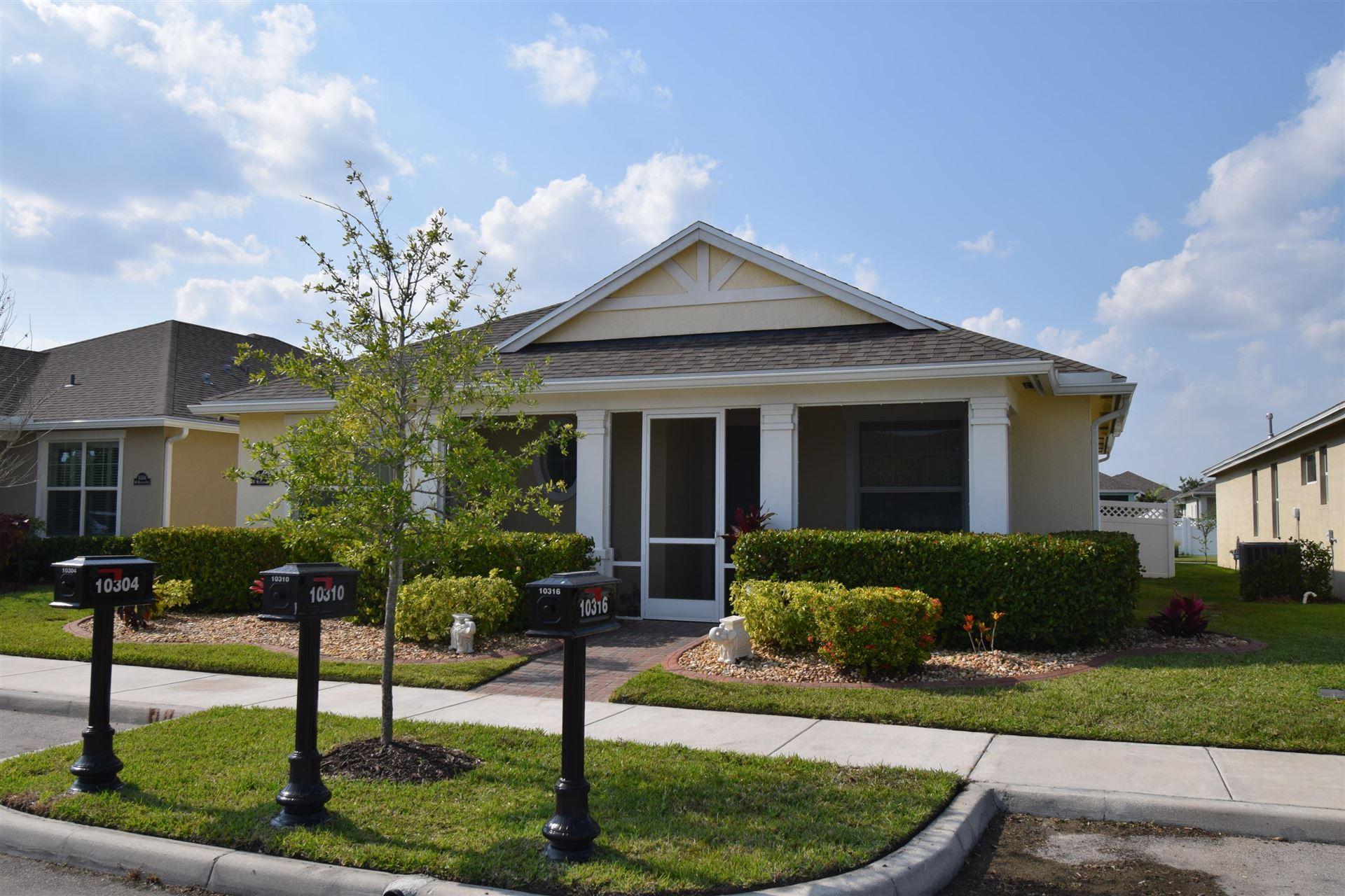 10310 SW Westlawn Boulevard, Port Saint Lucie, FL 34987 - #: RX-10667456