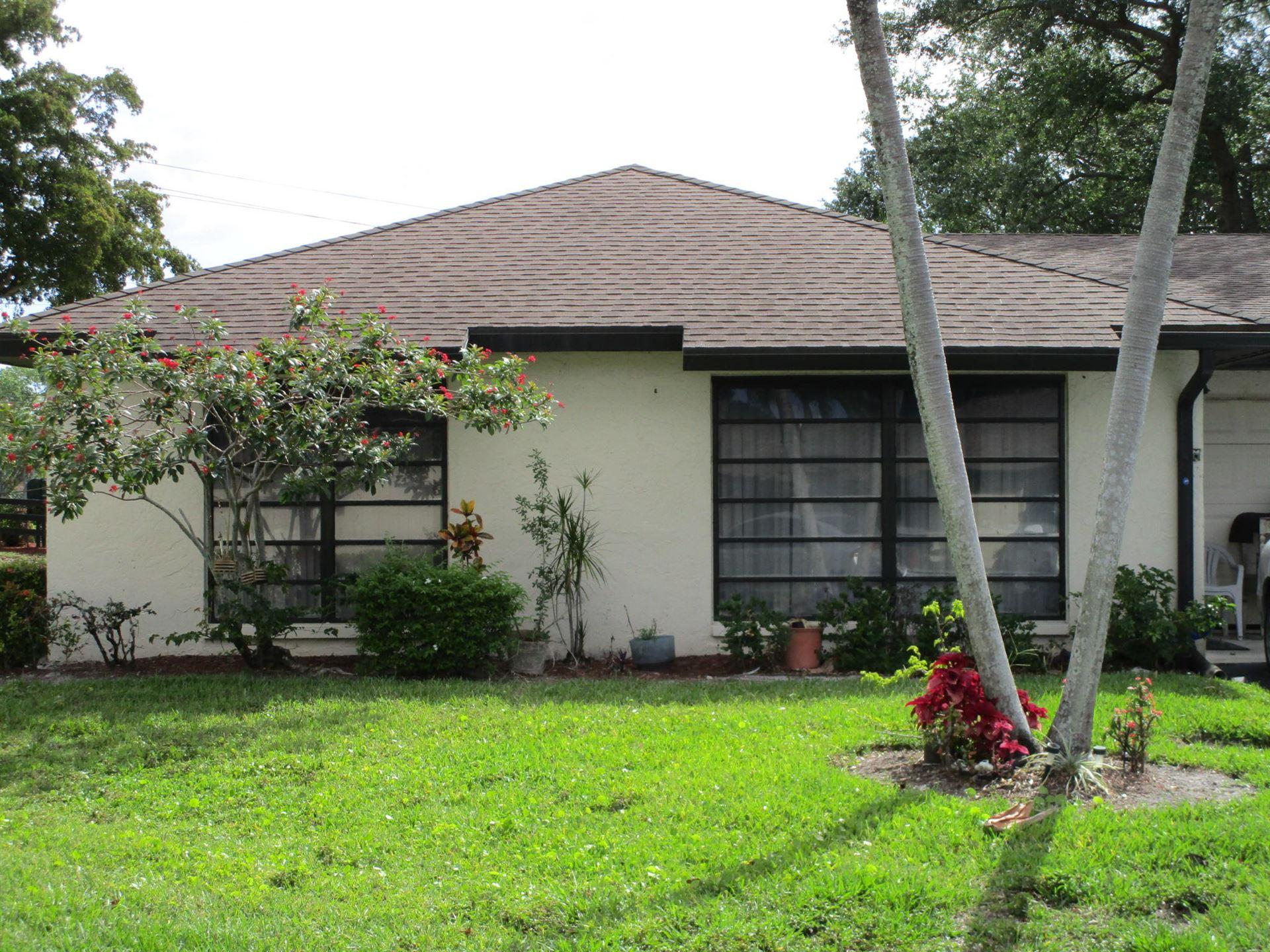 10070 Eaglewood Road #A, Boynton Beach, FL 33436 - MLS#: RX-10711456