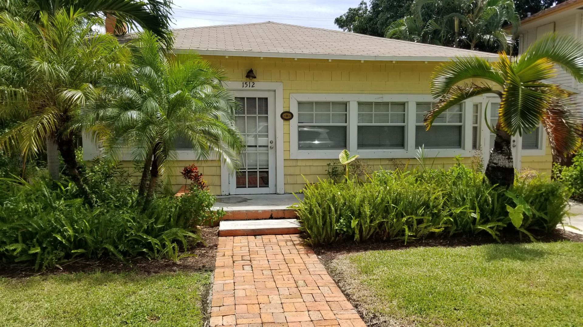 Photo of 1512 Florida Avenue, West Palm Beach, FL 33401 (MLS # RX-10715456)